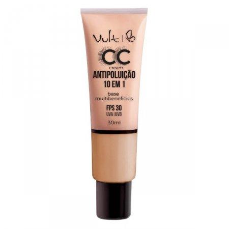 Base Vult CC Cream Antipoluição Cor MB02