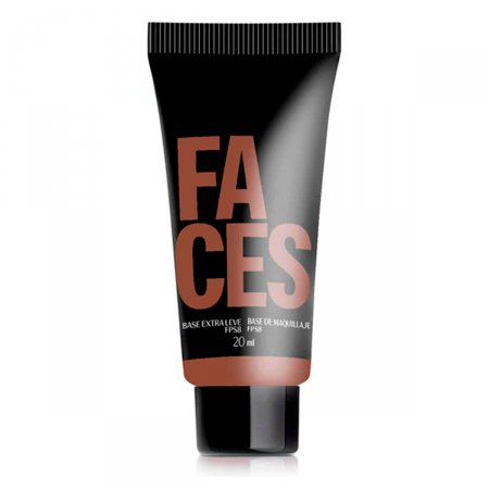 Base Extra Leve FPS8 Natura Faces