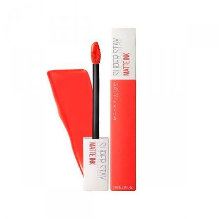 Batom Líquido Maybelline SuperStay Matte Ink Heroine 5ml |