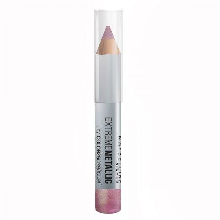 Batom Lápis Maybelline Color Sensational Extreme Metallic Nº 140 Aceita