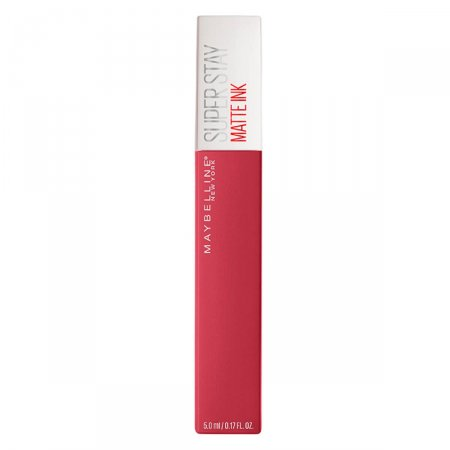Batom Matte Maybelline Super Stay Ink Ruler