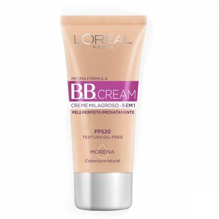 BB Cream L'Oréal Dermo Expertise Base Morena