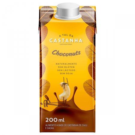 Bebida A Tal da Castanha Choconuts