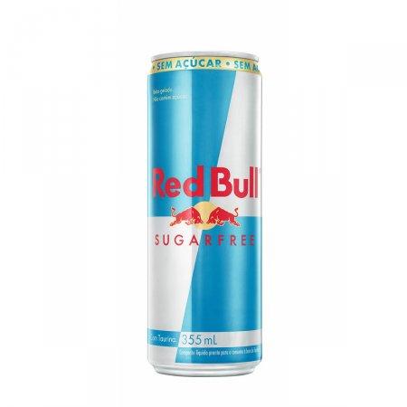 Energético Red Bull Sugar Free com 355ml