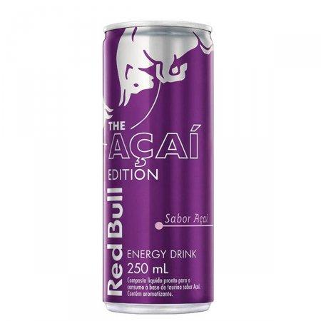 Energético Red Bull The Açaí Edition com 250ml