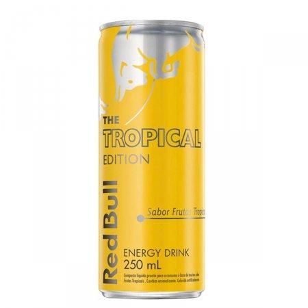 Bebida Energética Red Bull The Tropical Edition