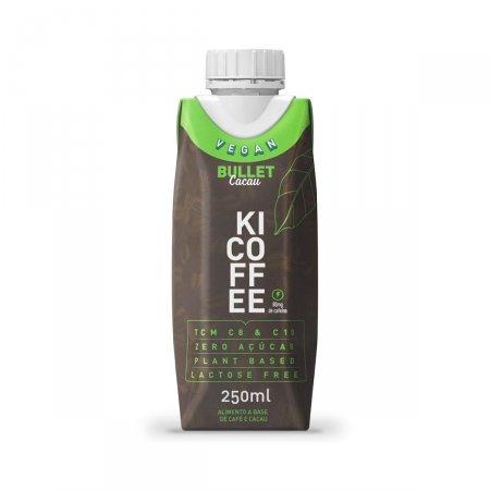 Bebida Kicoffee Vegan com 250ml Foto 1
