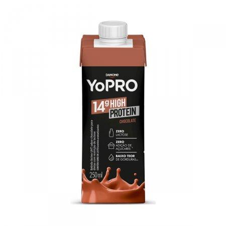 Bebida Láctea YoPRO Sabor Chocolate