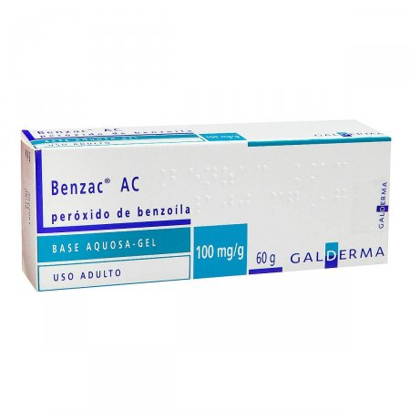 Benzac AC 100mg/g