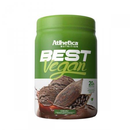 Best Vegan Cacau Atlhetica Blend de Proteínas com 500g