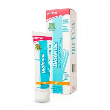 Biofenac 11,6mg/g Gel 30g