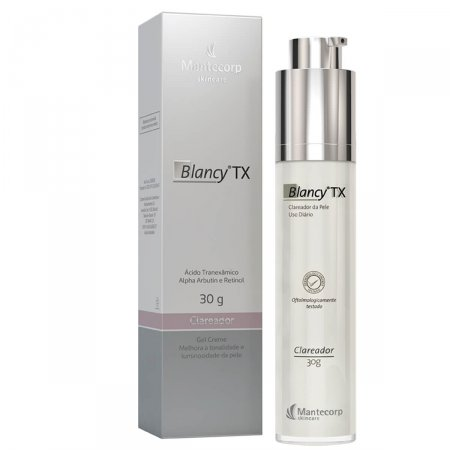 Gel Clareador Blancy TX Skincare