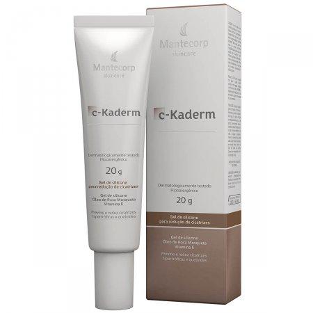 Gel para Redução de Cicatrizes C-Kaderm