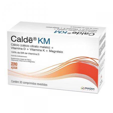 Vitamina Caldê KM com 30 comprimidos