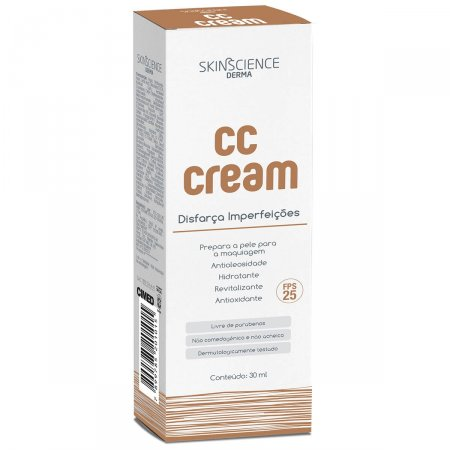 Creme Skinscience CC Cream FPS25