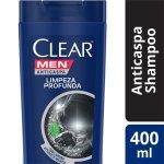 Shampoo Anticaspa Clear Men Li Shampoo Anticaspa Clear Men Limpeza Profunda