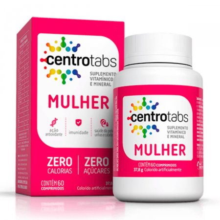 Centrotabs Mulher
