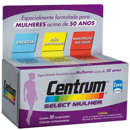Complexo Vitamínico Centrum Select Mulher