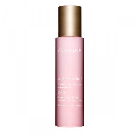 Loção Anti-idade Clarins Multi-Active Day FPS15