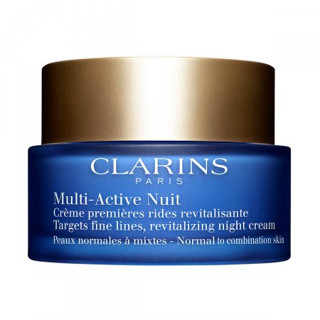 Creme Anti-idade Clarins Multi Active Night