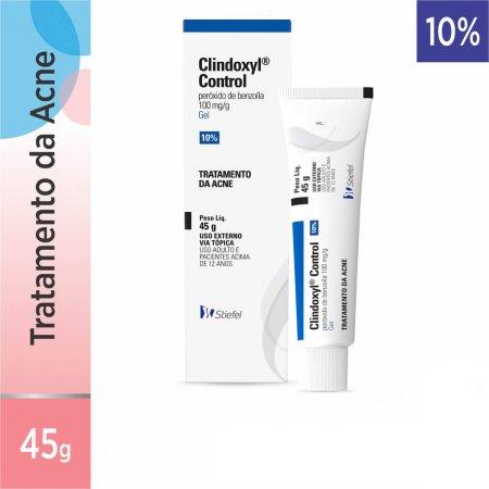 Gel Clindoxyl Control 10% com 45g
