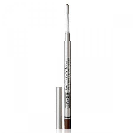 Lápis para Sobrancelha Clinique Superfine Liner for Brows Deep Brown