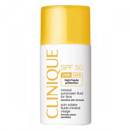 Protetor Solar Facial Clinique Mineral Sunscreen FPS50