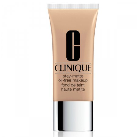 Base Facial Matte Clinique Stay Oil-Free Ivory