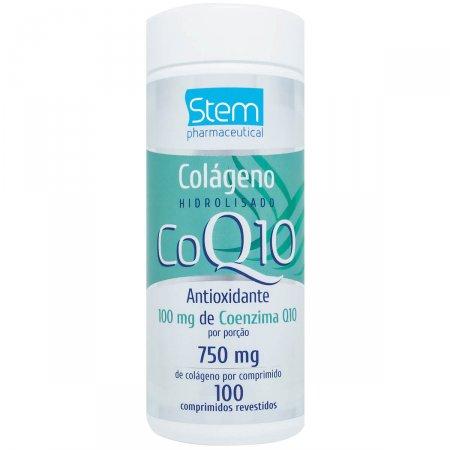 Colágeno com Coenzima Q10