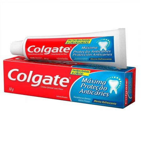 Creme Dental Colgate Máxima Proteção Anticáries