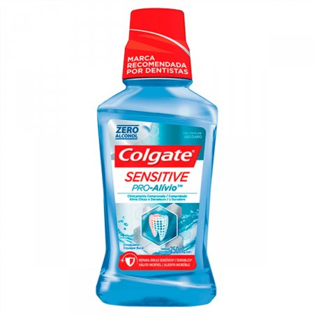 Enxaguante Bucal Colgate Sensitive Pro-Alívio