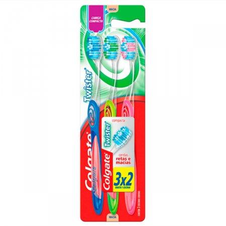 Escova Dental Colgate Twister
