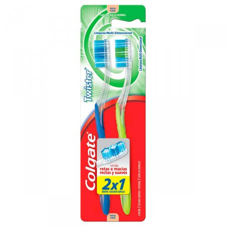 Escova Dental Colgate Twister