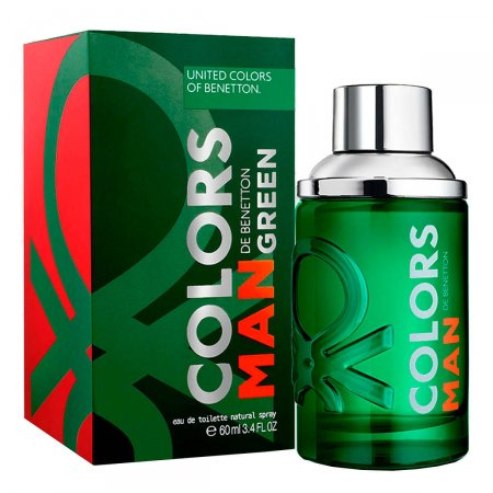 Perfume Benetton Colors Man Green