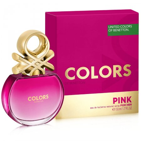 Perfume Benetton Colors Pink