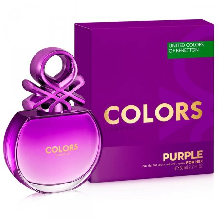 Perfume Benetton Colors Purple