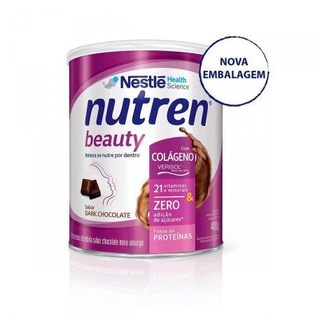 Complemento Alimentar Nutren Beauty Sabor Chocolate