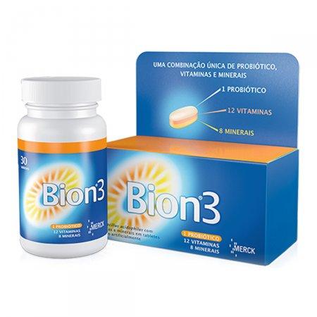 Complexo Vitamínico Bion 3