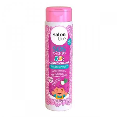 Condicionador Salon Line S.O.S. Cachos Kids