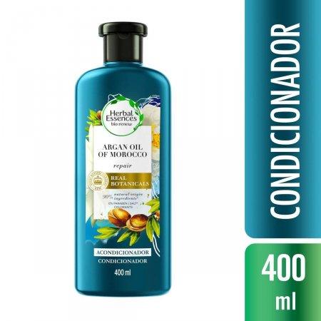 Condicionador Herbal Essences Bio:Renew Óleo de Argan de Marrocos