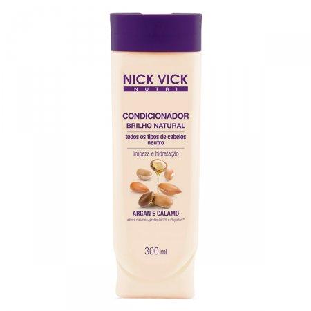 Condicionador Nick & Vick Nutri Brilho Natural