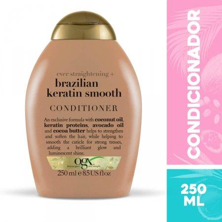 Condicionador OGX Brazilian Keratin Smooth