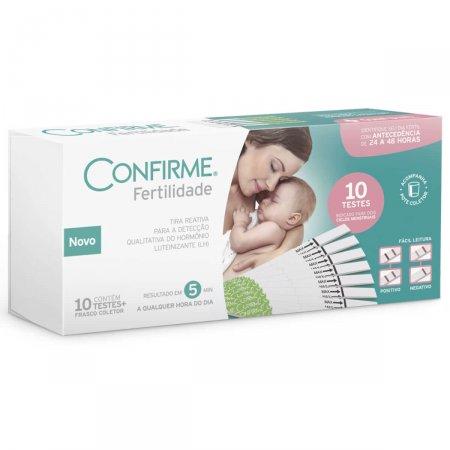 Teste Confirme Fertilidade