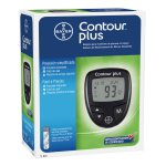 Kit Monitor de Glicemia Contou... Kit Monitor de Glicemia Contour Plus
