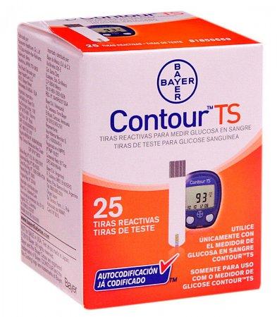 Contour TS Controle de Glicemia
