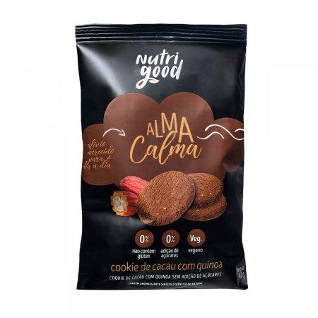 Cookie Integral Nutrigood Cacau com Quinoa Zero Açucar