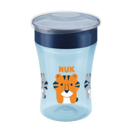 Copo de Transição Nuk Evolution Magic Cup Azul