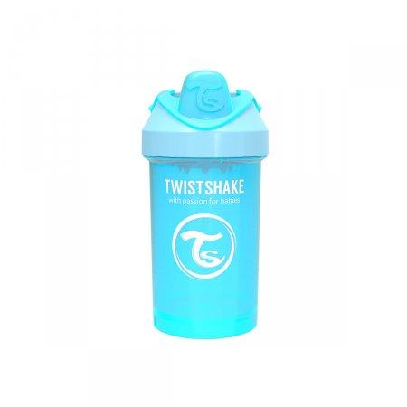 Copo de Treinamento Twistshake Crawler Cup Azul 8+ Meses