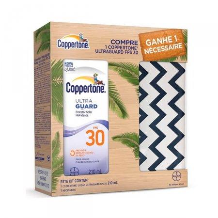 Kit Protetor Solar Coppertone Ultra Guard FPS30 + Necessaire