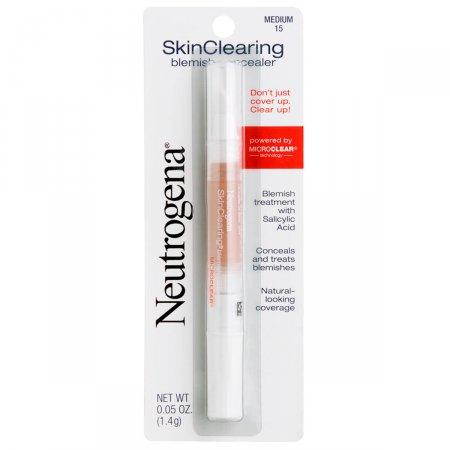 Corretivo Antiacne Neutrogena SkinClearing Cor Médio